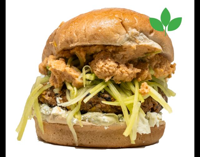 speakeasy plant burger