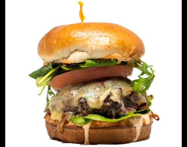 Stoneacre Brasseire burger bender