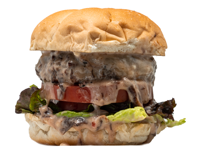 The reef burger