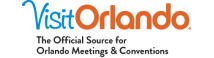 Visit Orlando Meetings & Conventions website logo