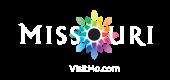 Visit Missouri Logo White
