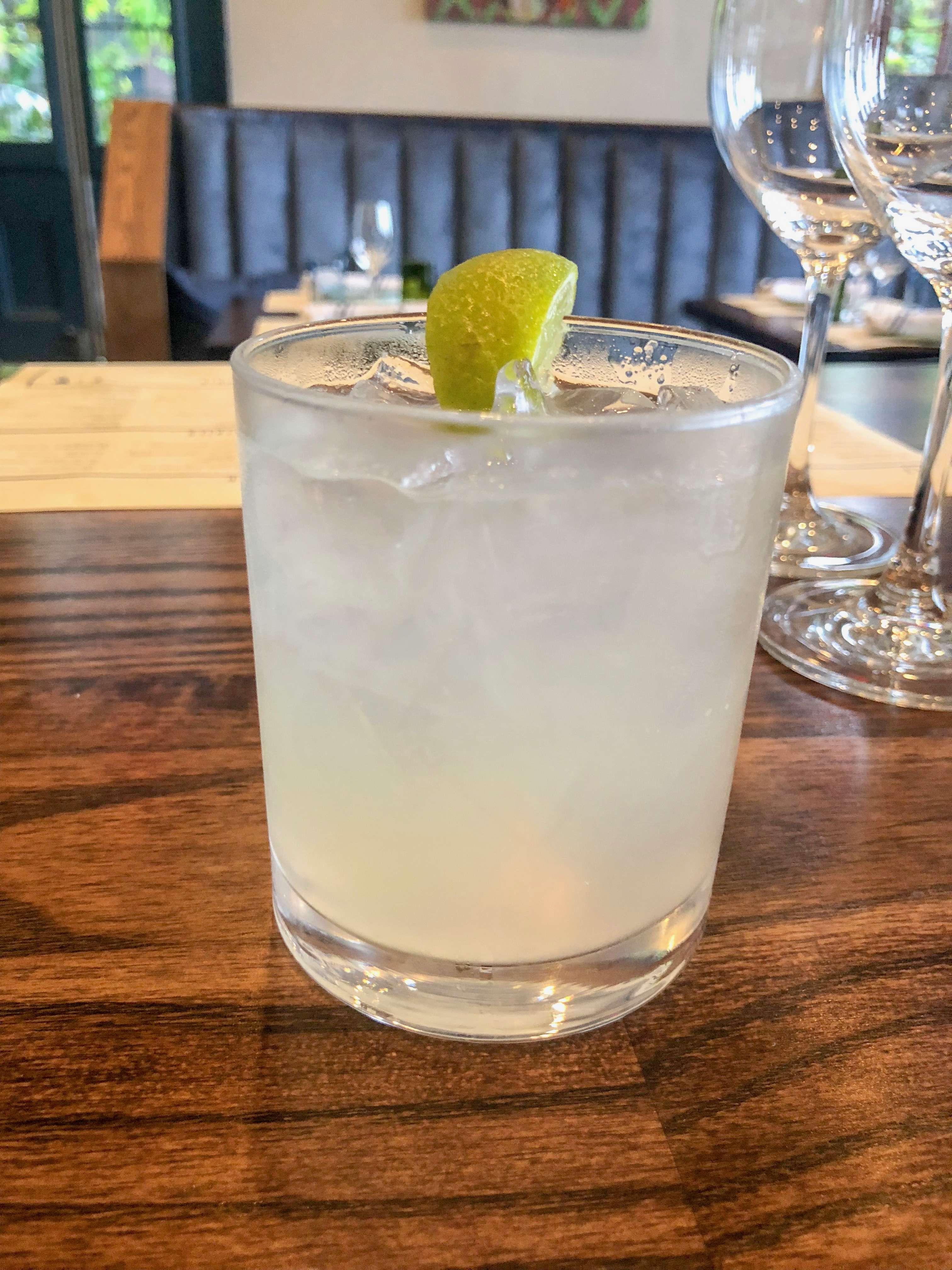 Tequila Mule - Copper Vine