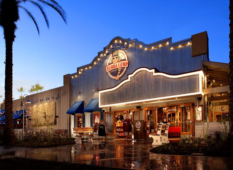 Anaheim Garden Walk Store Directory: Anaheim Resort Restaurants