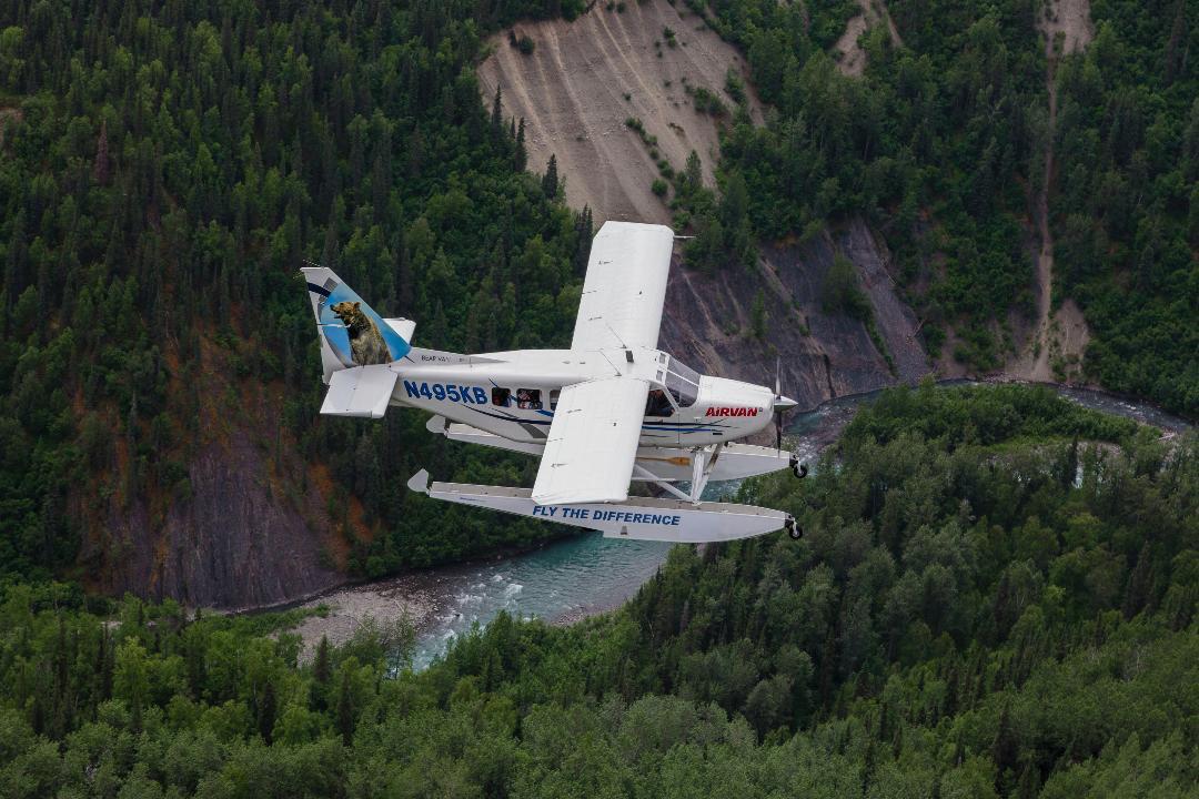 Flightseeing 1