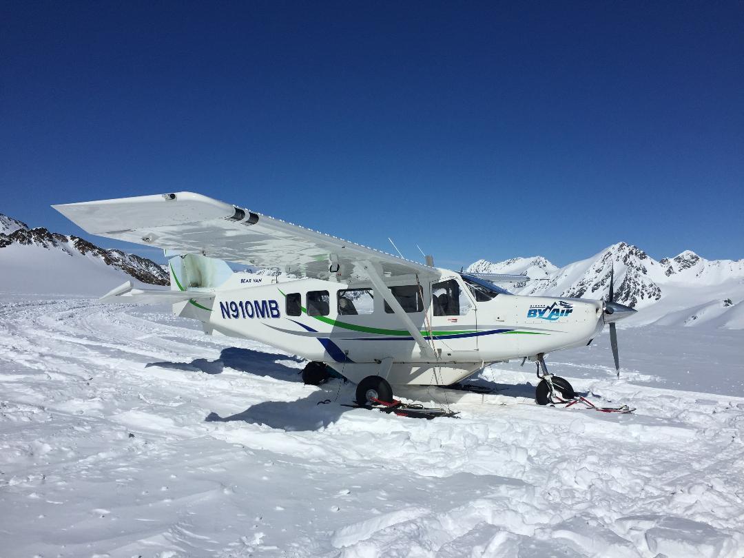 Flightseeing 7
