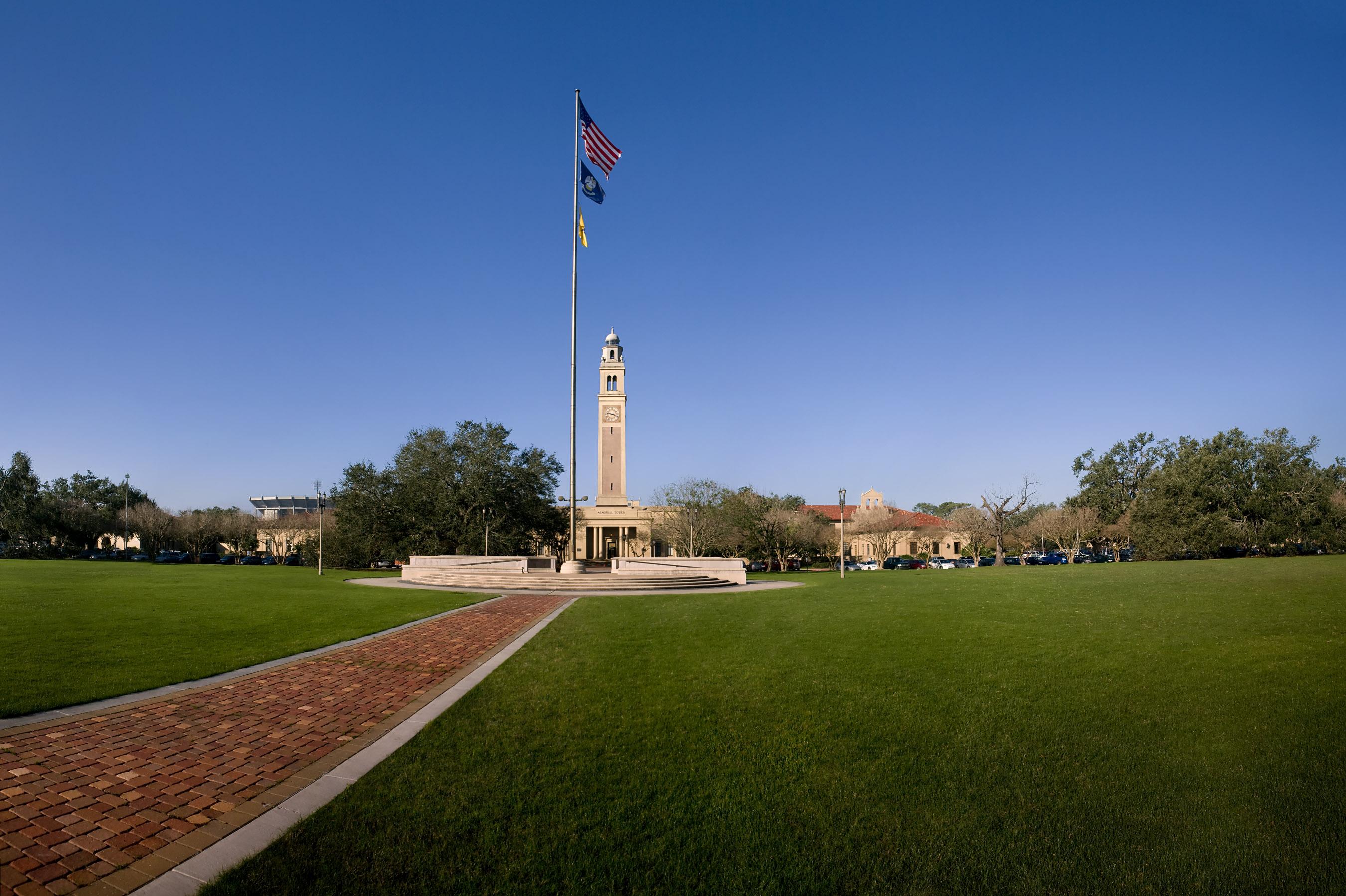LSU Parade Ground