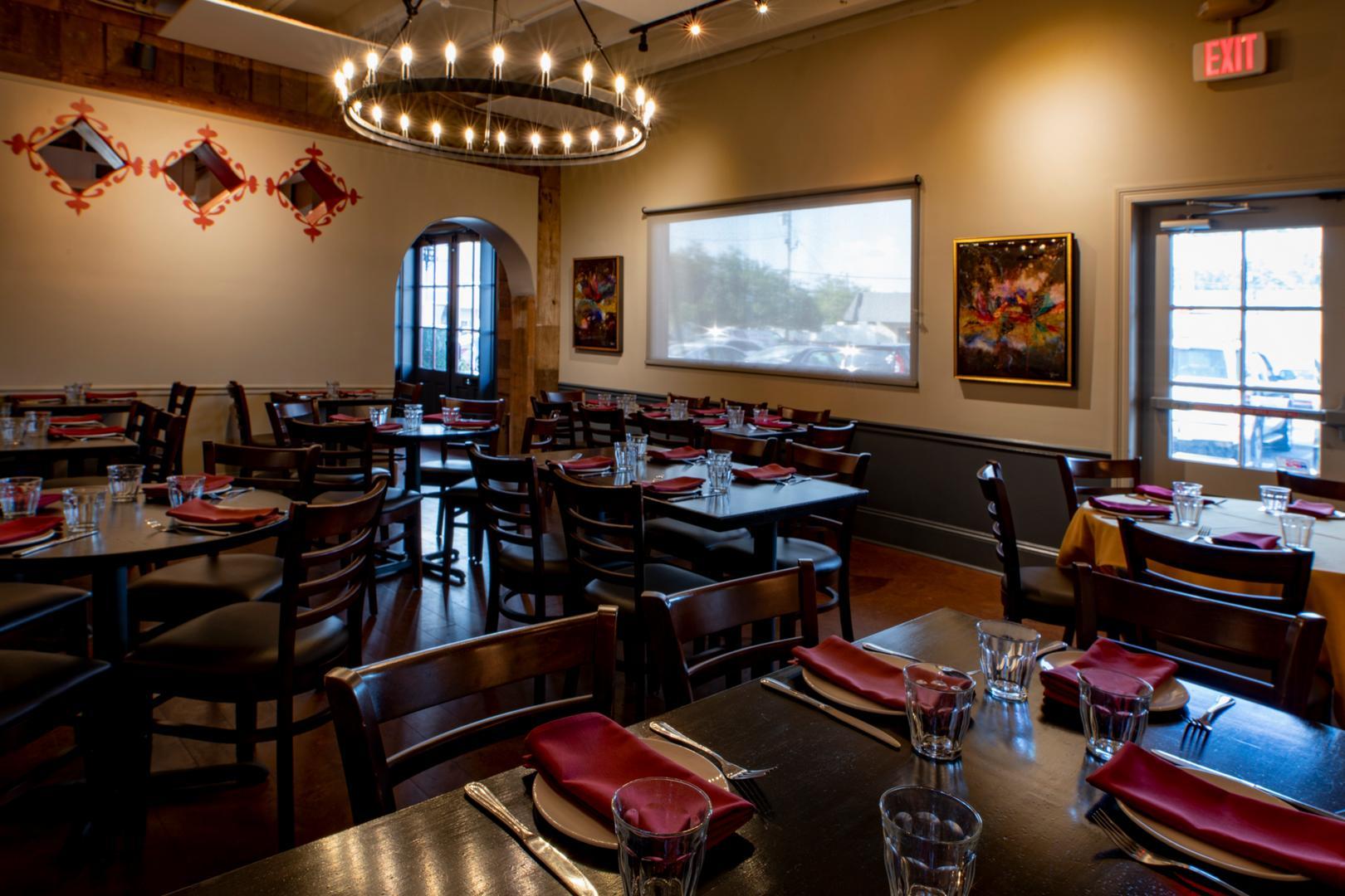 Solera Bar, Kitchen and Tasting Room