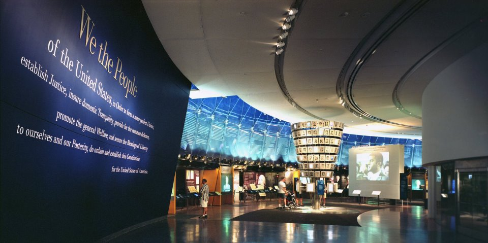 Image result for Winter Break at the National Constitution Center