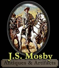 JS Mosby Antiques and Artifacts