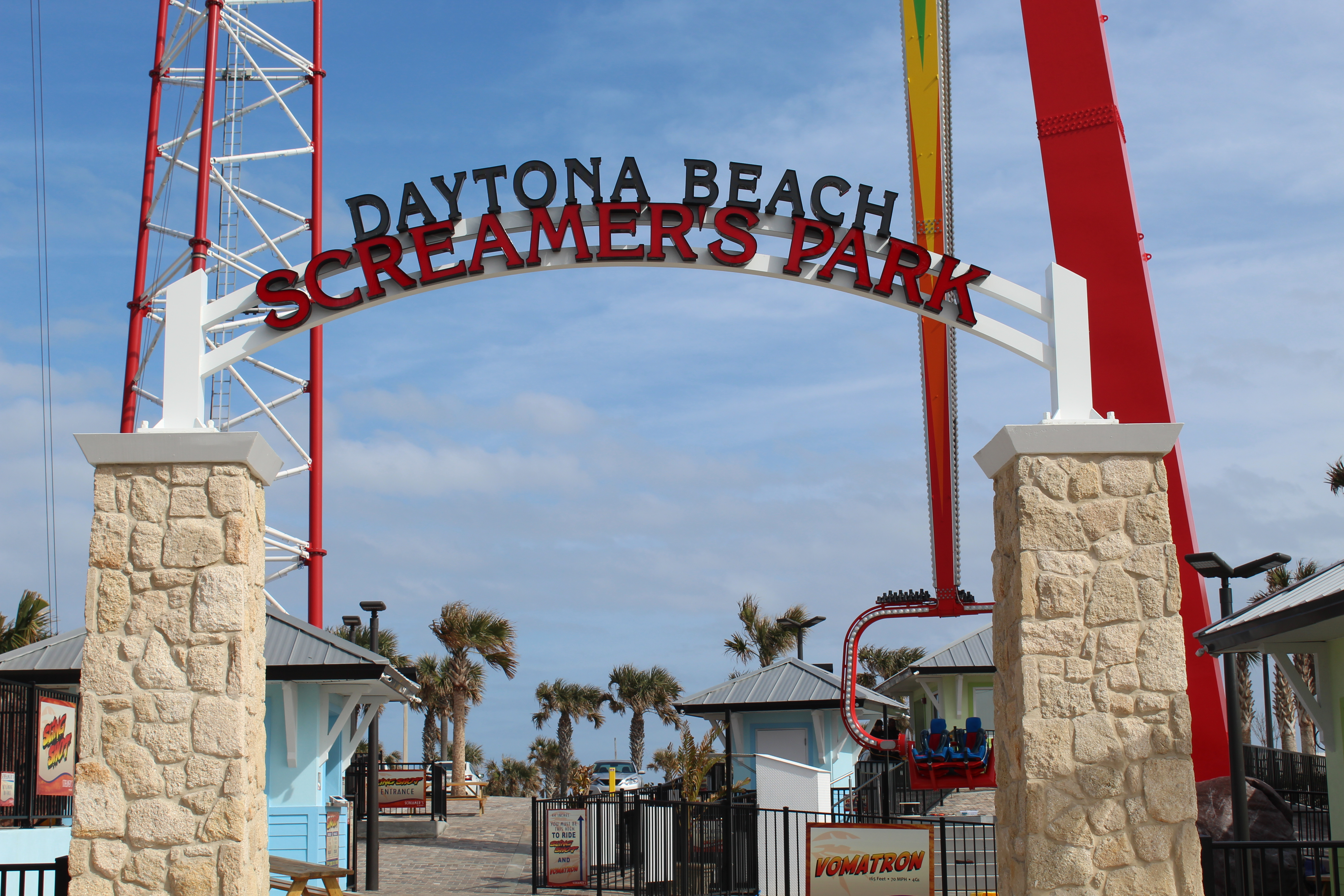Daytona Boardwalk Slingshot Travel Guide
