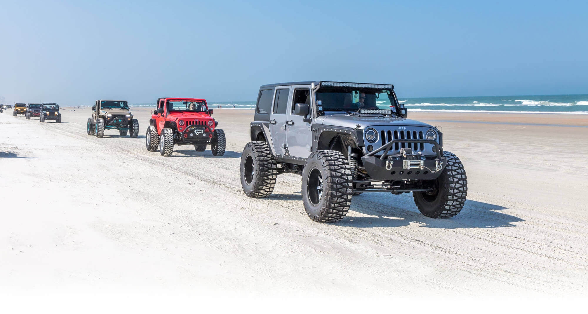 Jeep Beach Daytona Fl