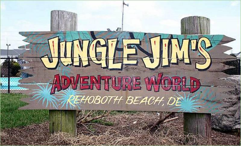 Jungle Jims River Safari Water Park