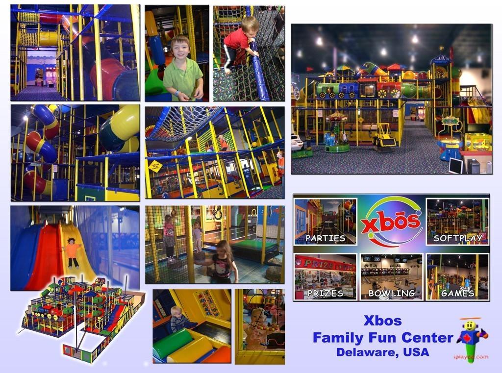 XBOS Family Fun Center