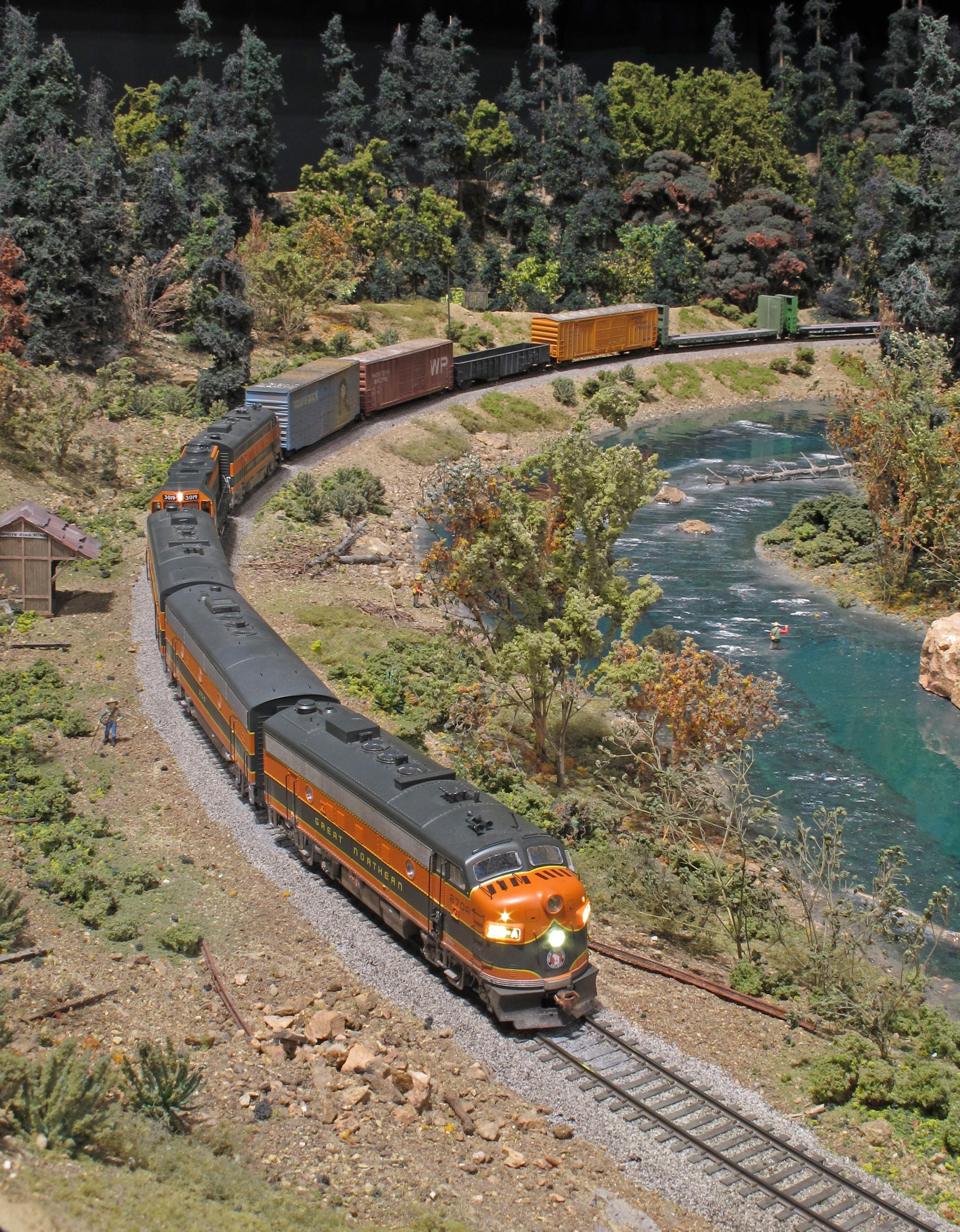Colorado Model Railroad Museum