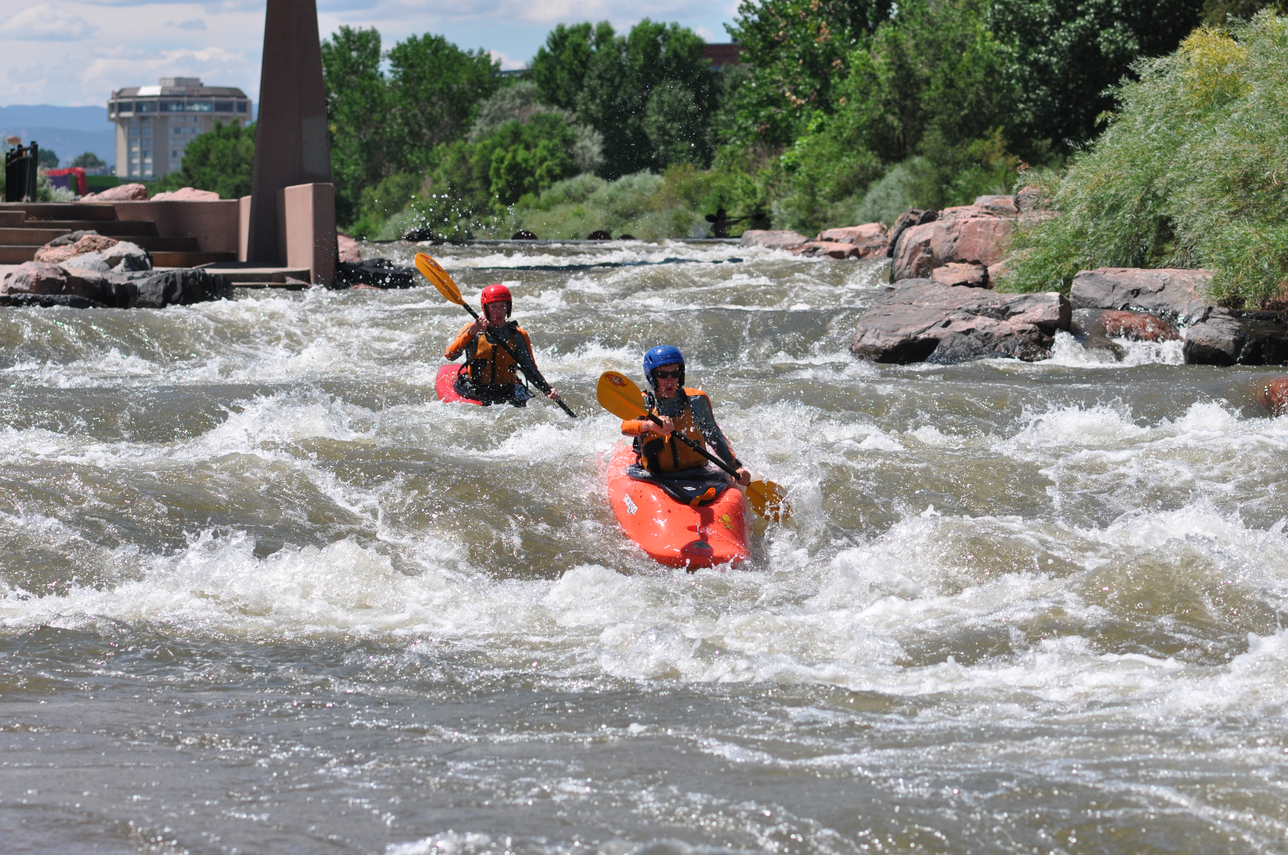 Confluence Kayaks