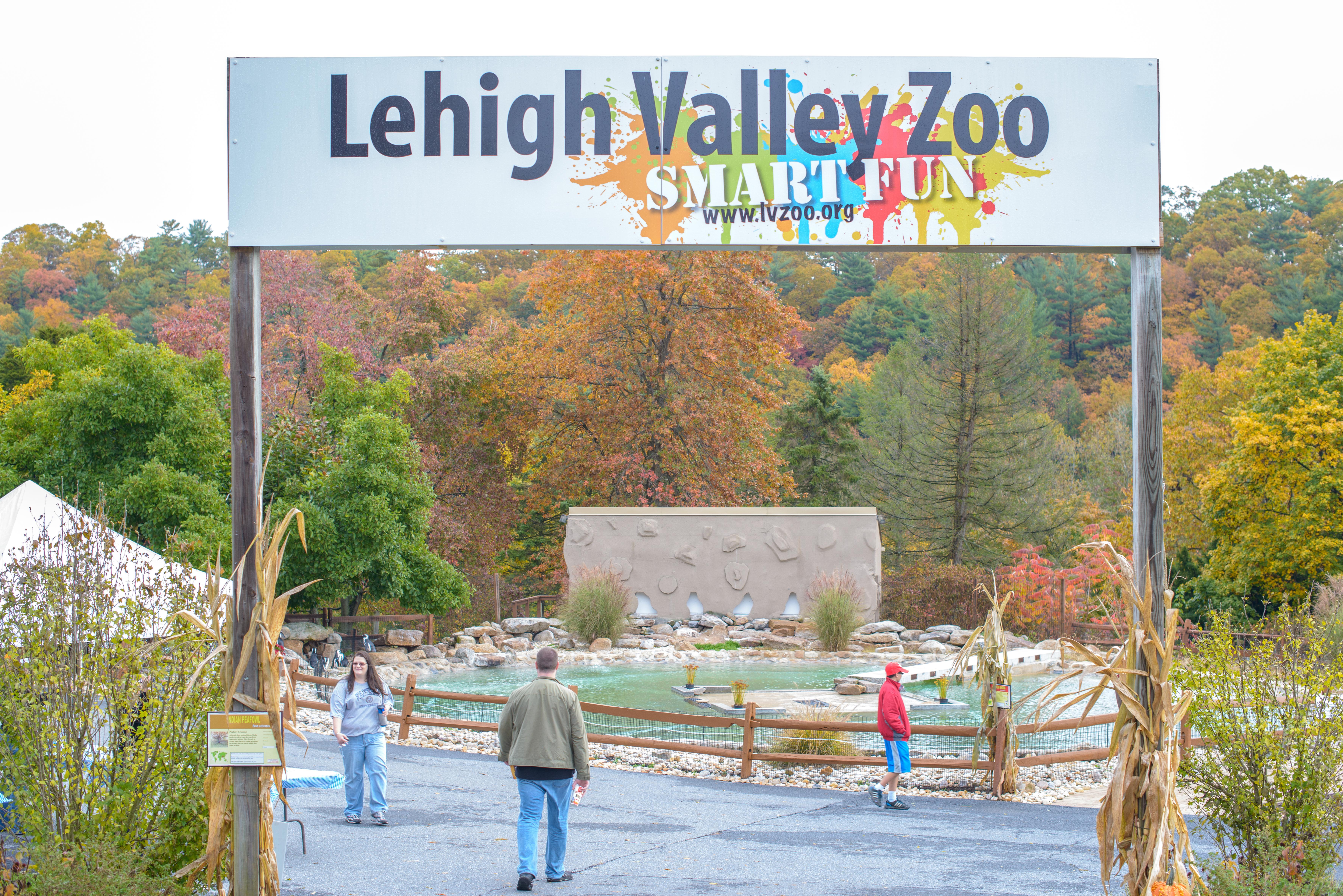 Lehigh Valley Zoo Schnecksville Pa 18078