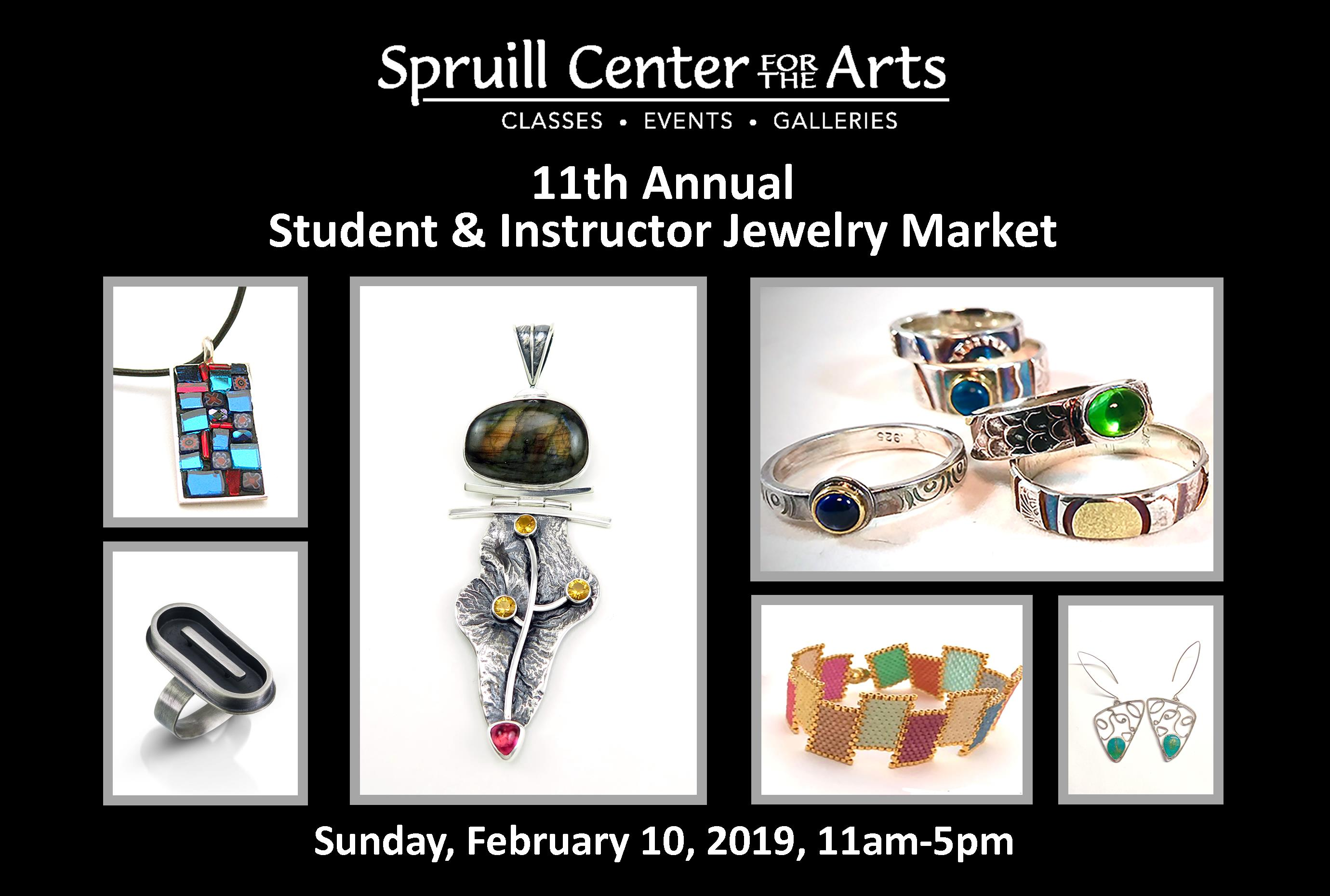 11th Annual Jewelry Market