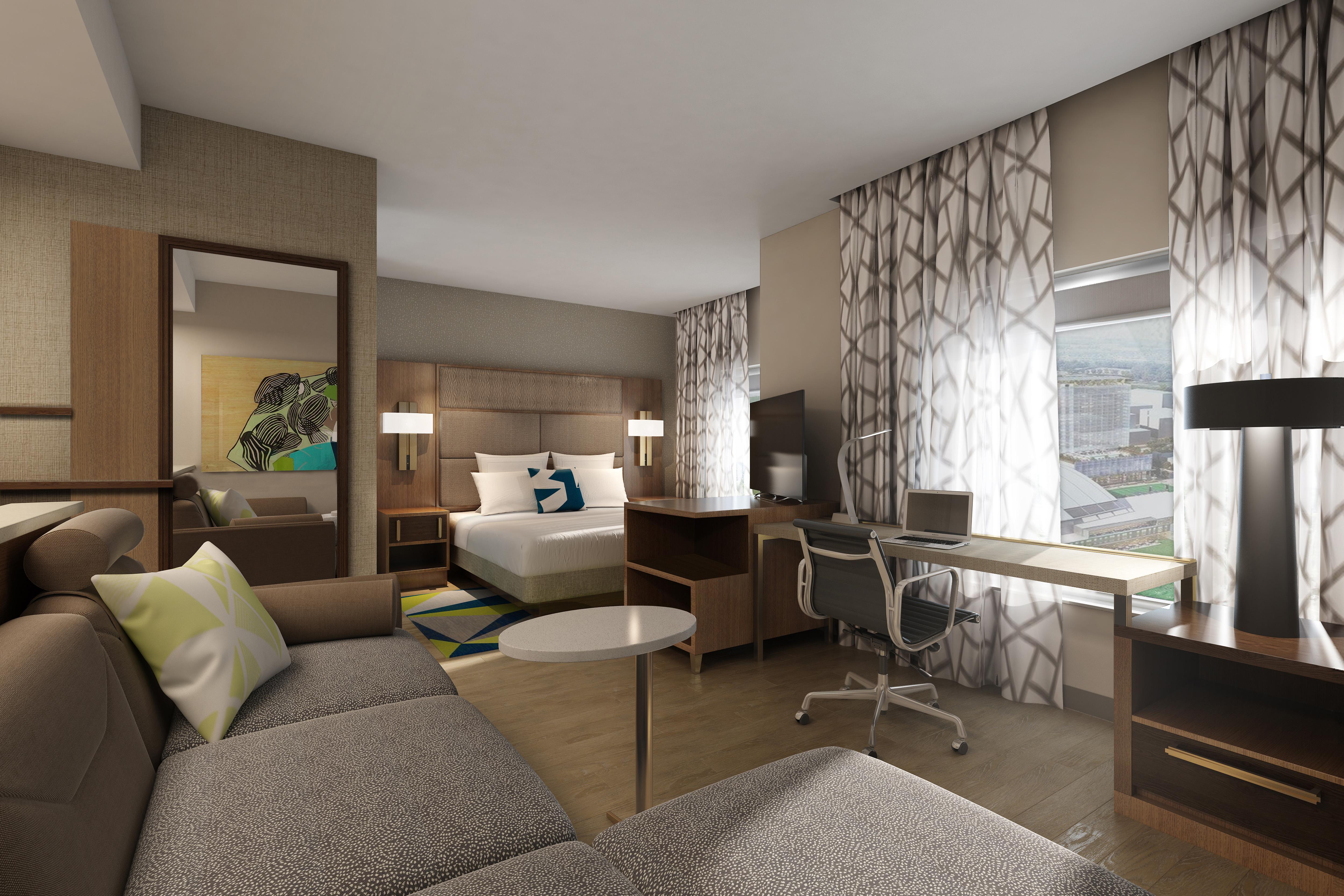 Residence Inn Studio Suite