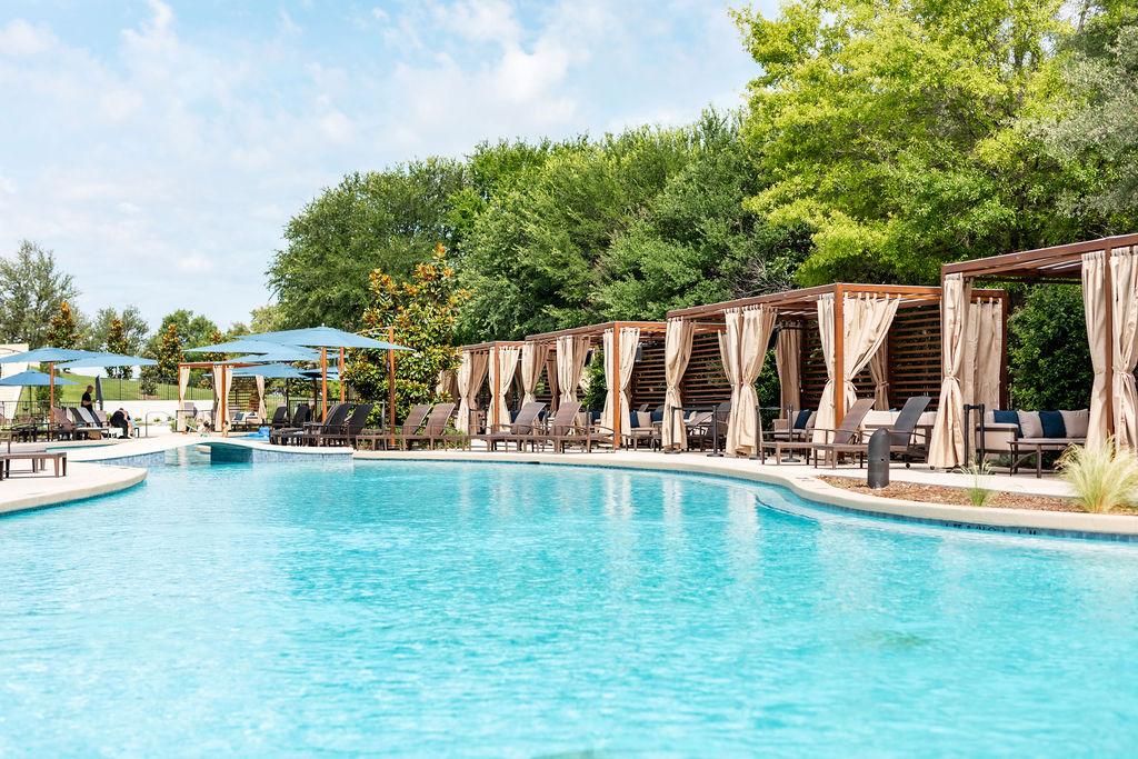 Westin Stonebriar Resort Pool