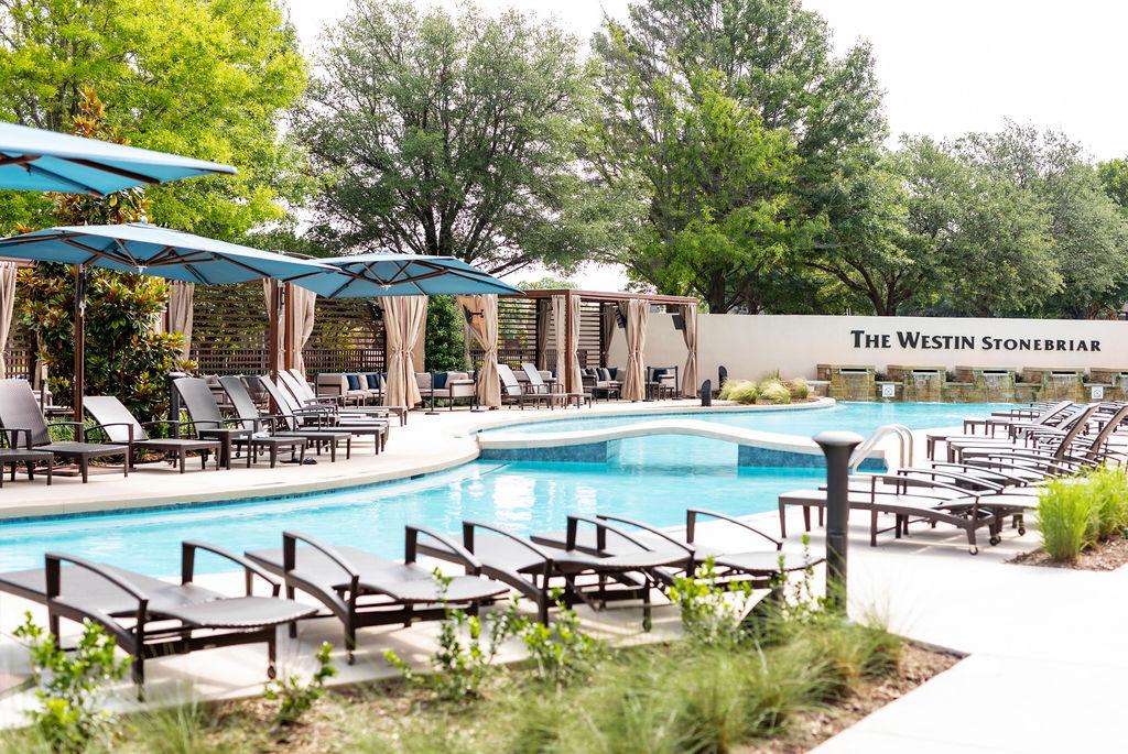 Westin Stonebriar Resort Pool 2