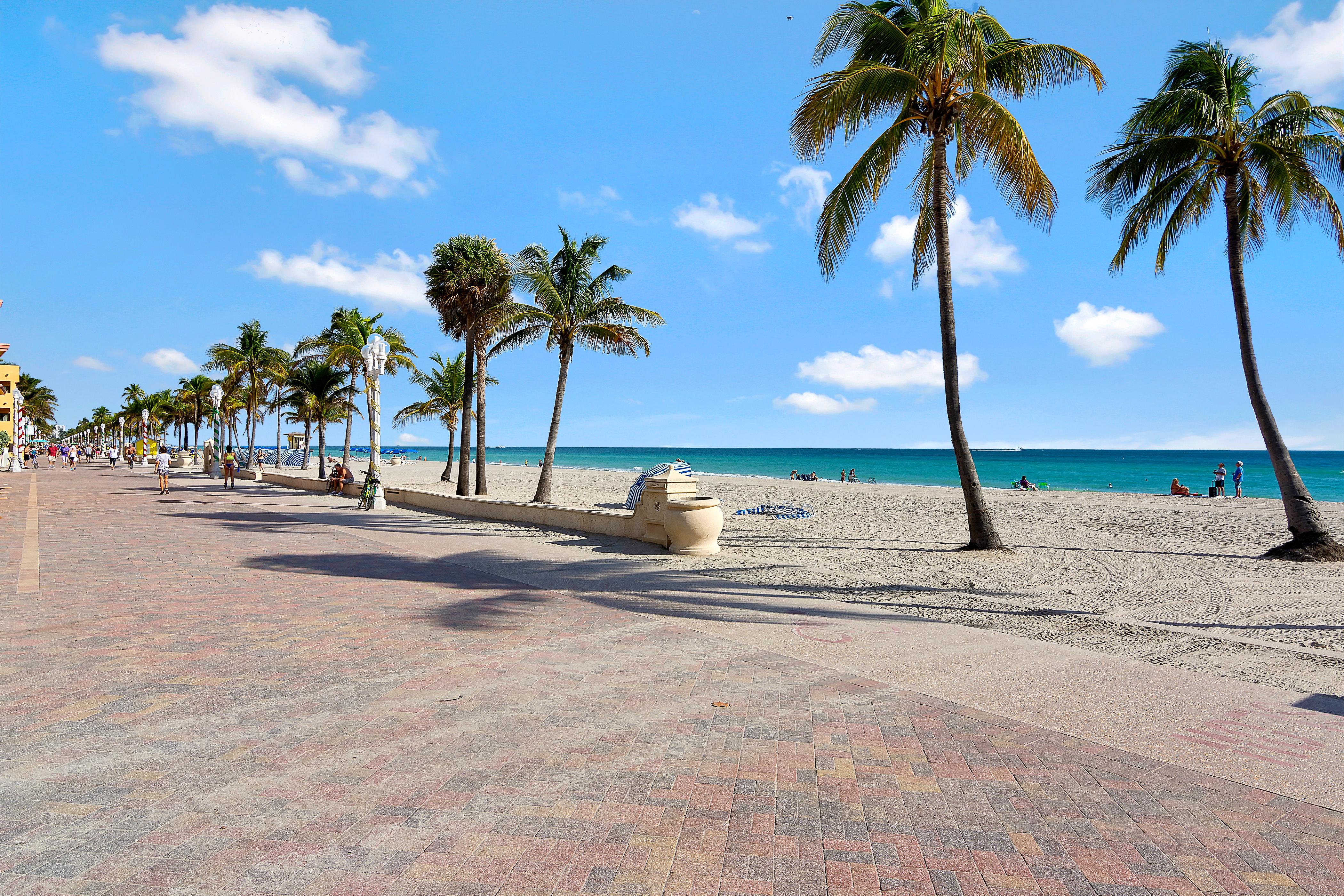 Hollywood Florida Find Beach