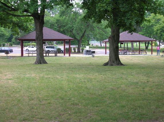 Garfield Park Parks In Grand Rapids Mi