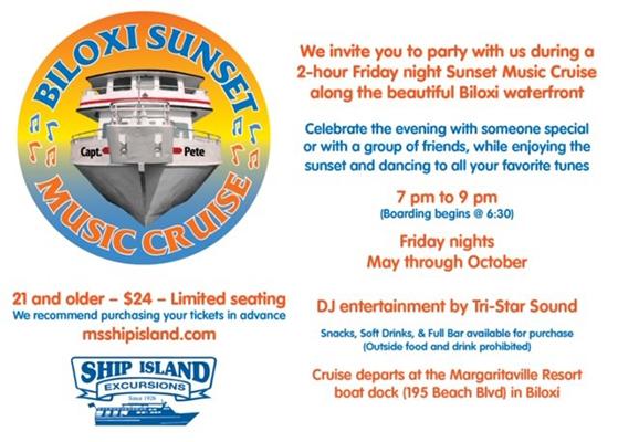 Ship Island Excursions-Biloxi | Biloxi, MS 39530