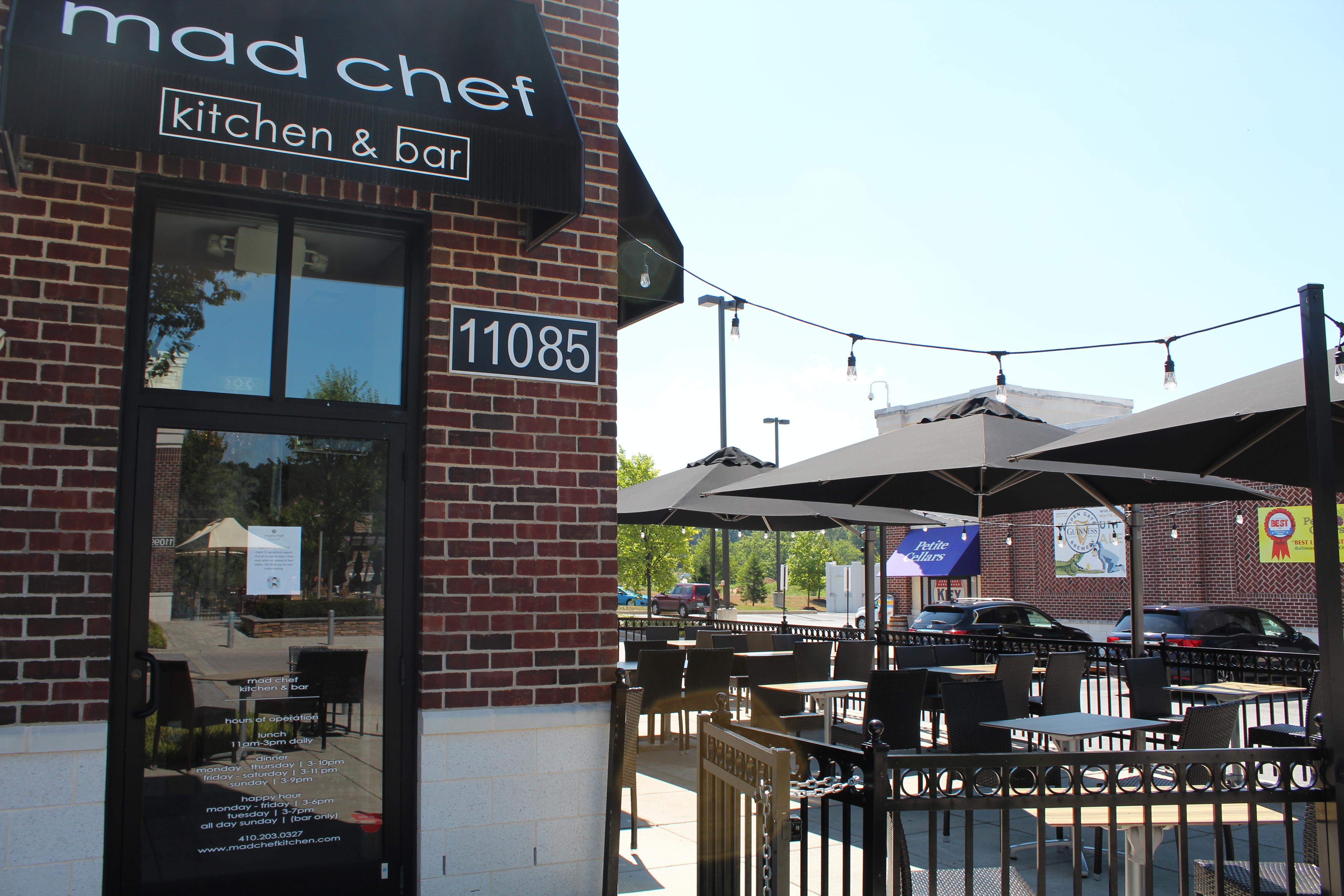 Mad Chef Kitchen Bar Ellicott City Md 21042
