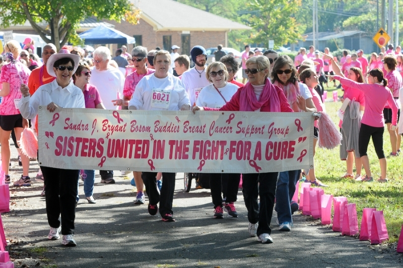 15th Annual Liz Hurley Ribbon Run @ Huntsville Junior High School