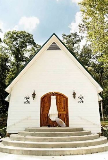 Lazy G Wedding Chapel Cabin Rental