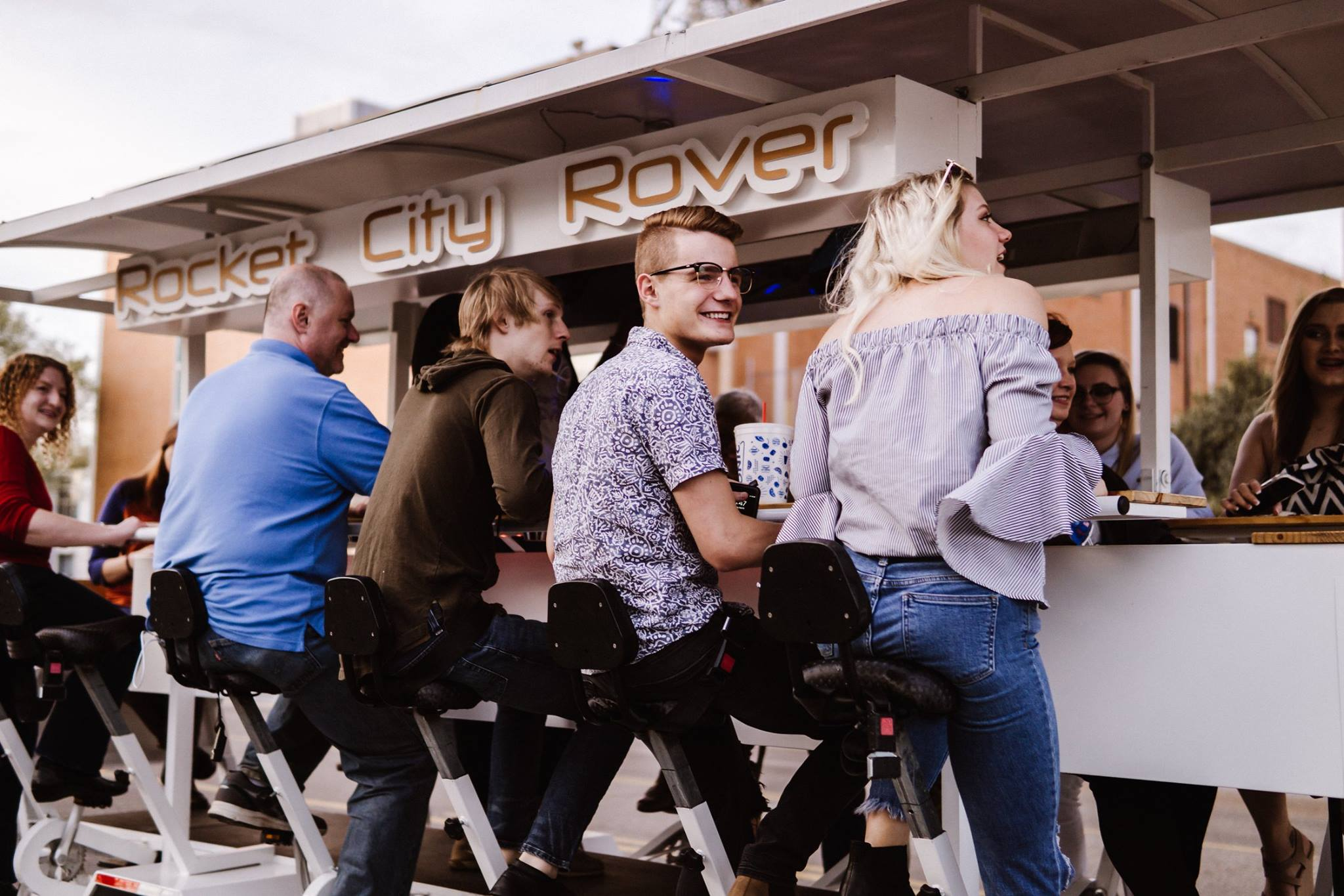 Rocket City Rover, LLC
