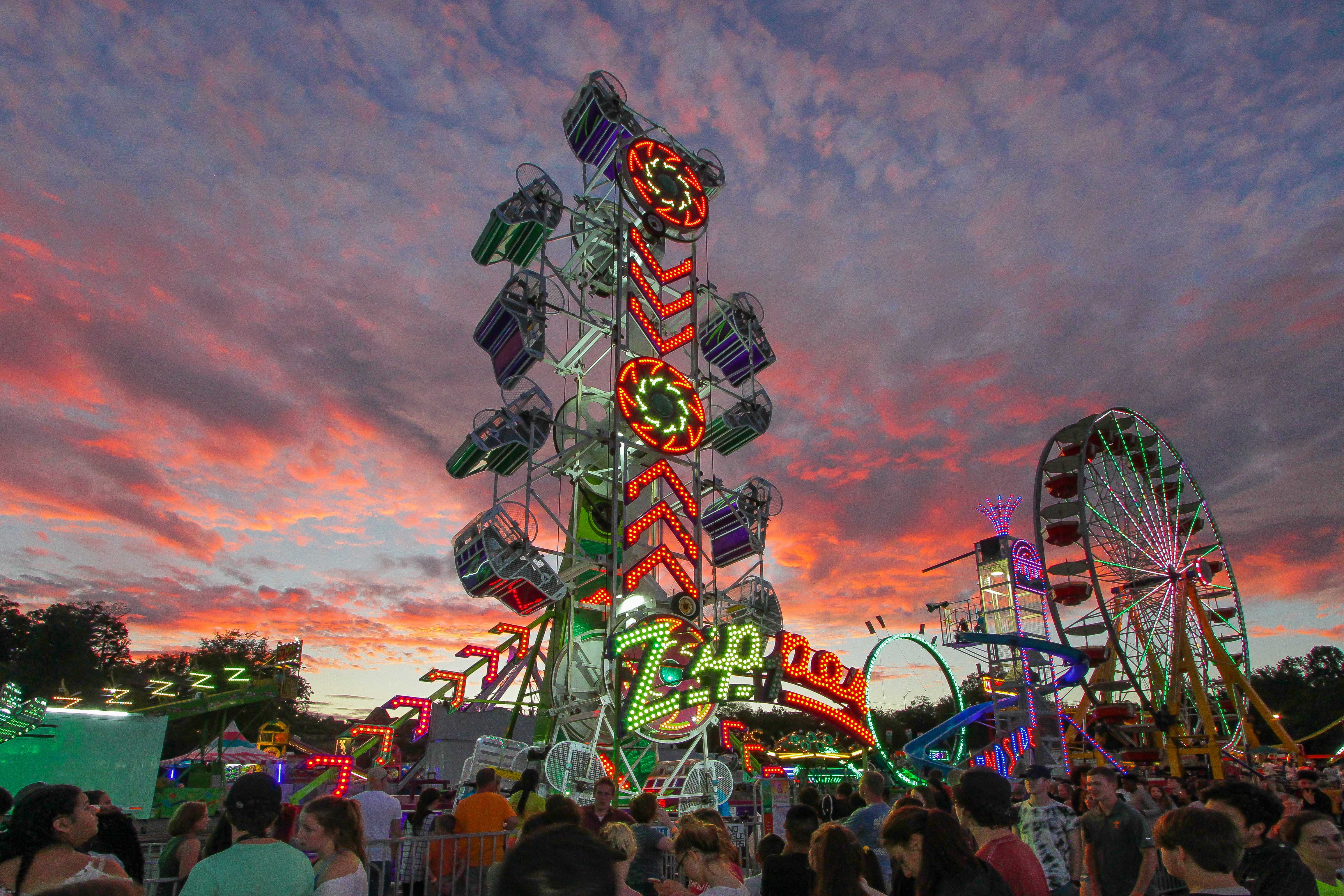 Coffee County Tn Fair 2020.Tennessee Valley Fair