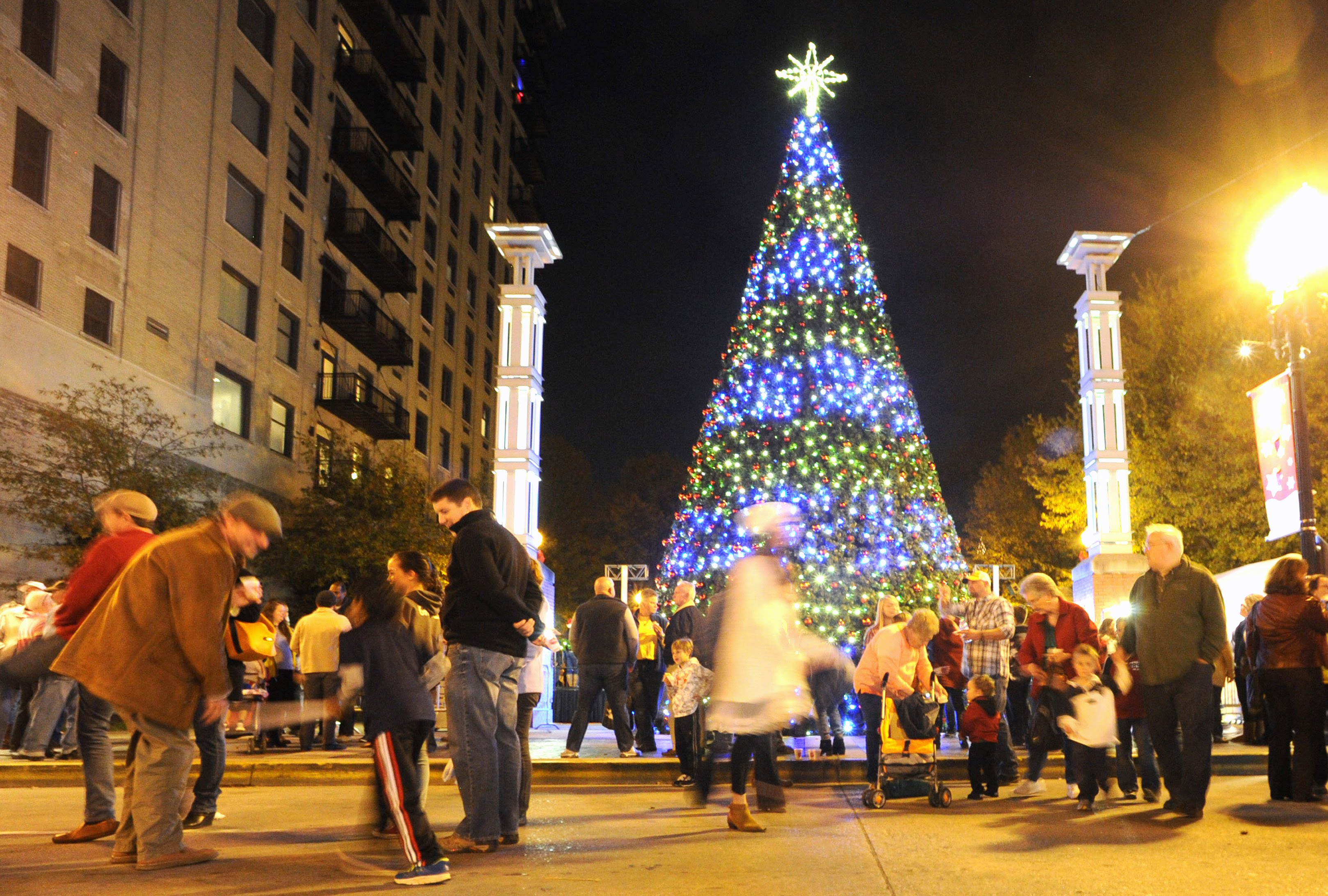 Christmas Events In Knoxville Tn 2020 WIVK Christmas Parade