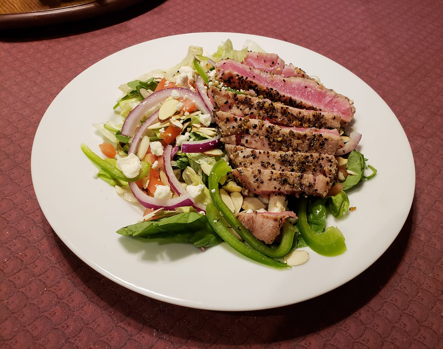 Stacy's Grilled Tuna Salad