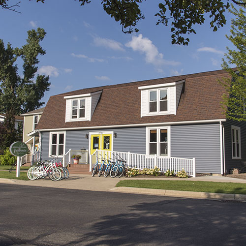 Trailhouse Village Bicycles exterior