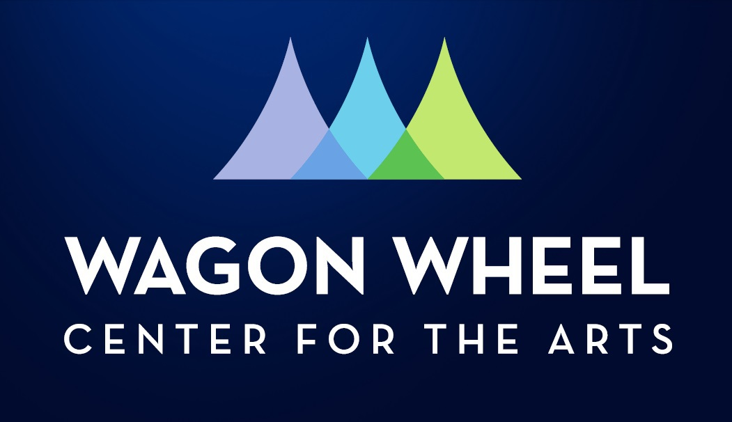 Wagon Wheel new logo - Blue