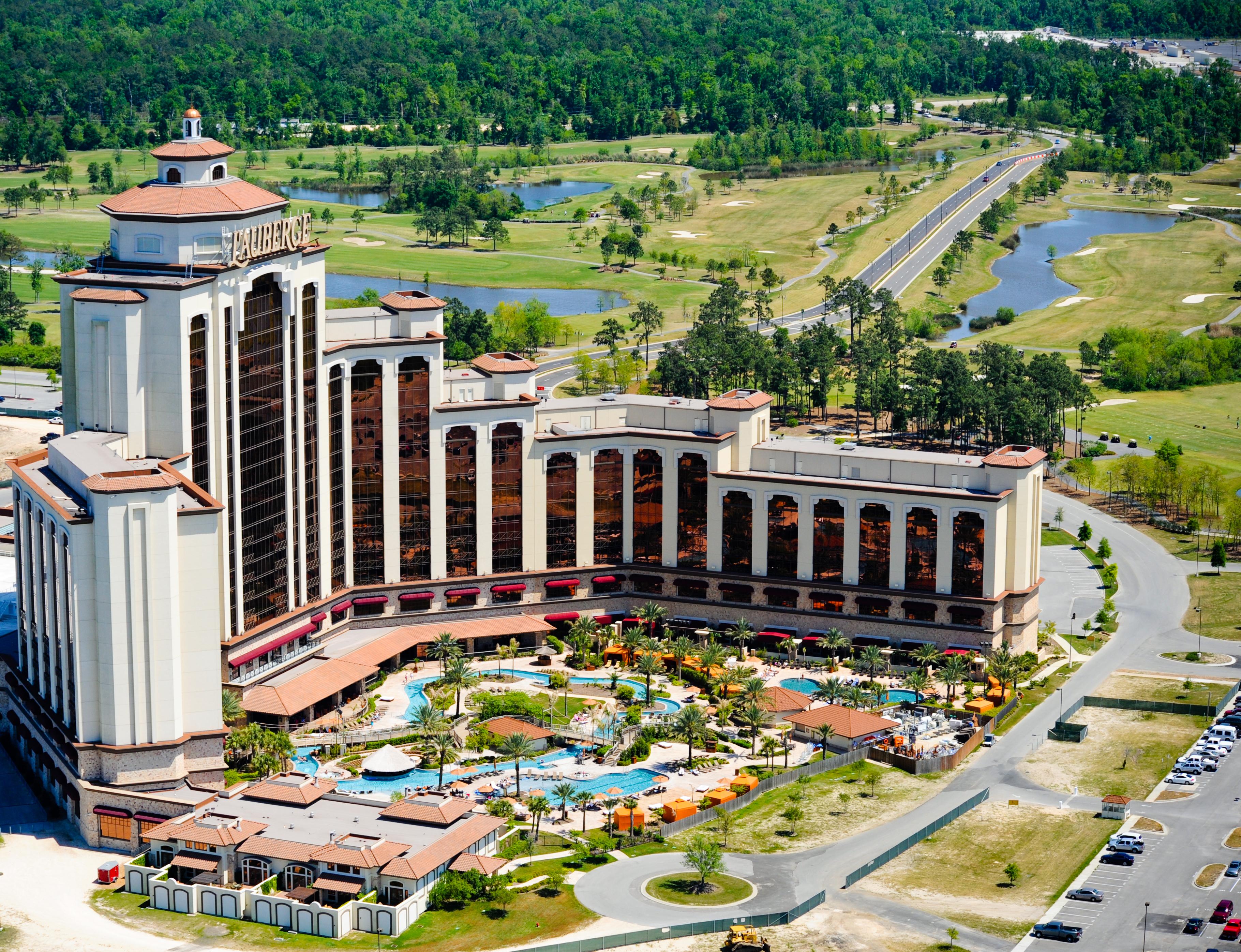 L auberge du lac casino lake charles la slot machines database
