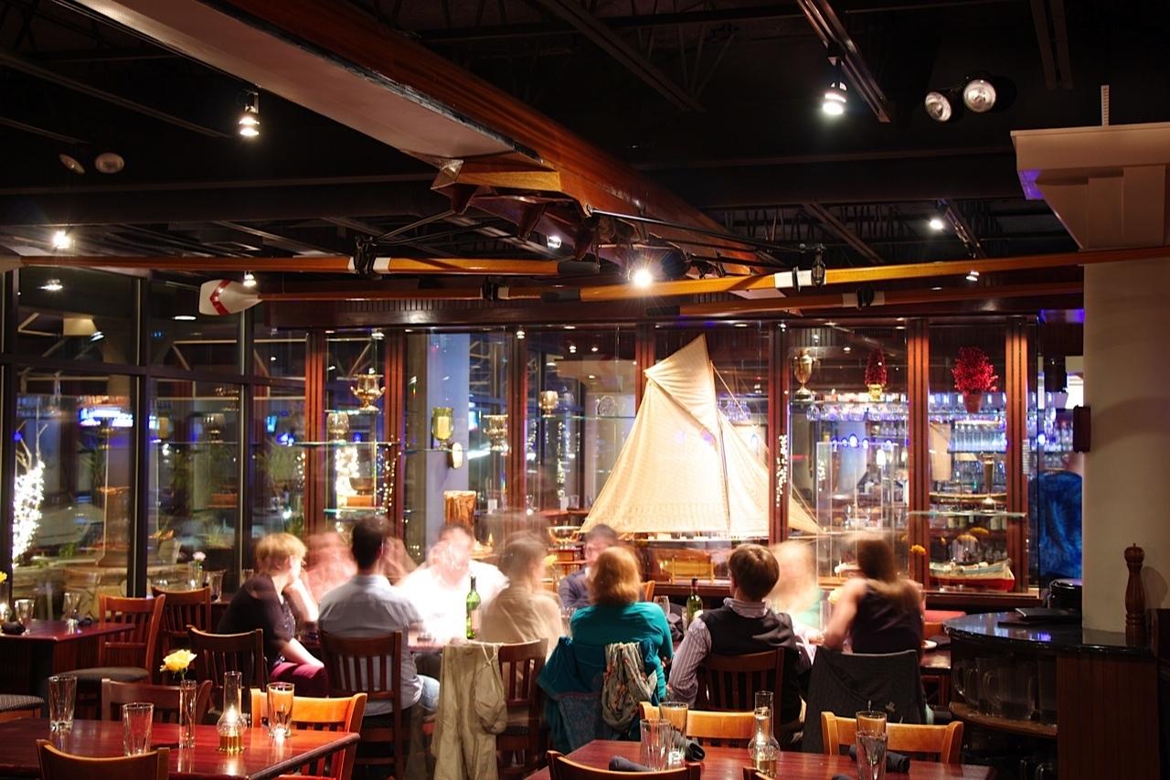 North Harbor Club Restaurant And Bar Davidson Nc 28036