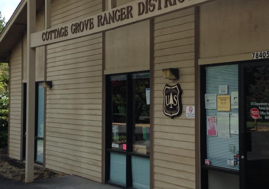 Cottage Grove Ranger District