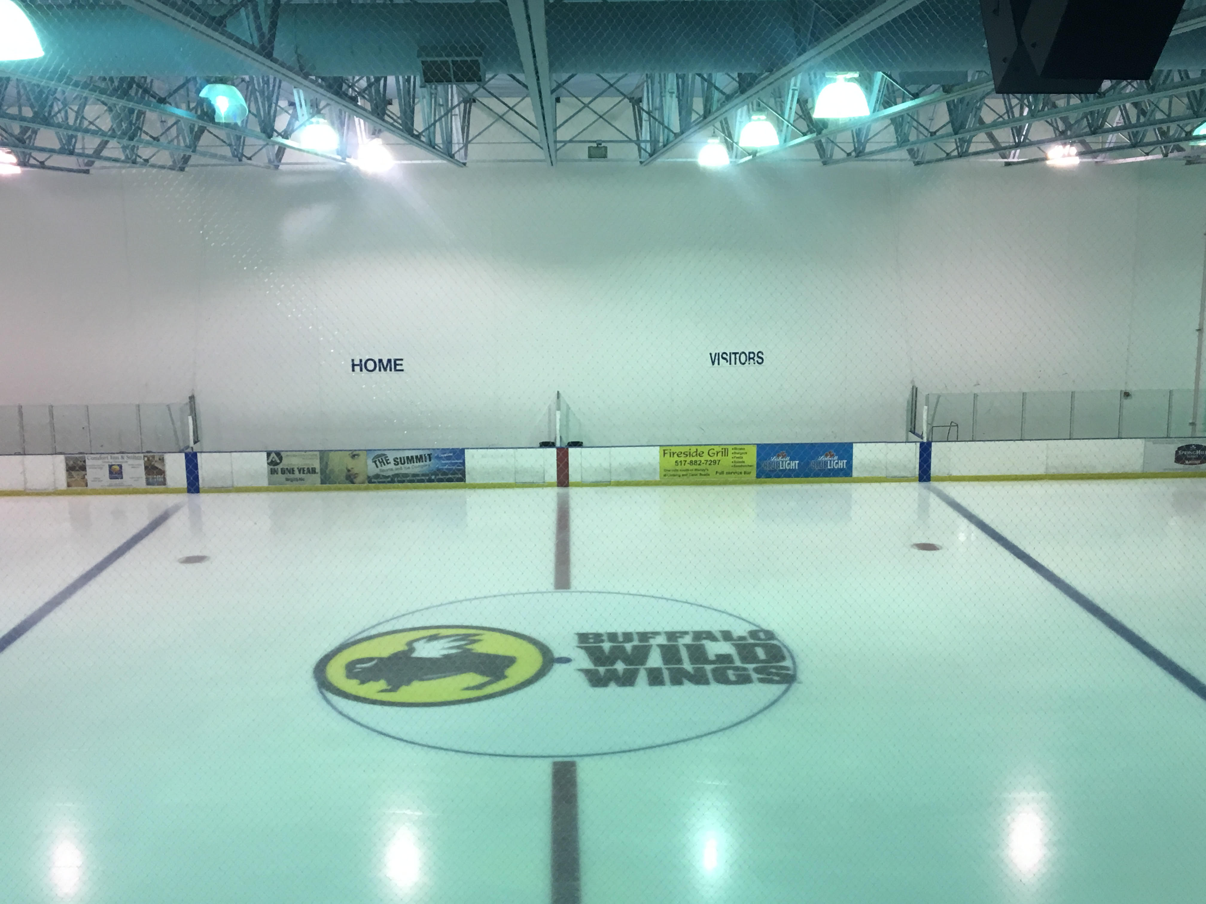 The Summit Sports And Ice Complex