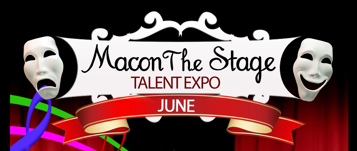 Image result for macon the stage logo