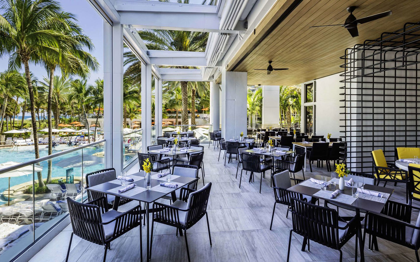 Loews Miami Beach Hotel Special Offer Bed And Breakfast At