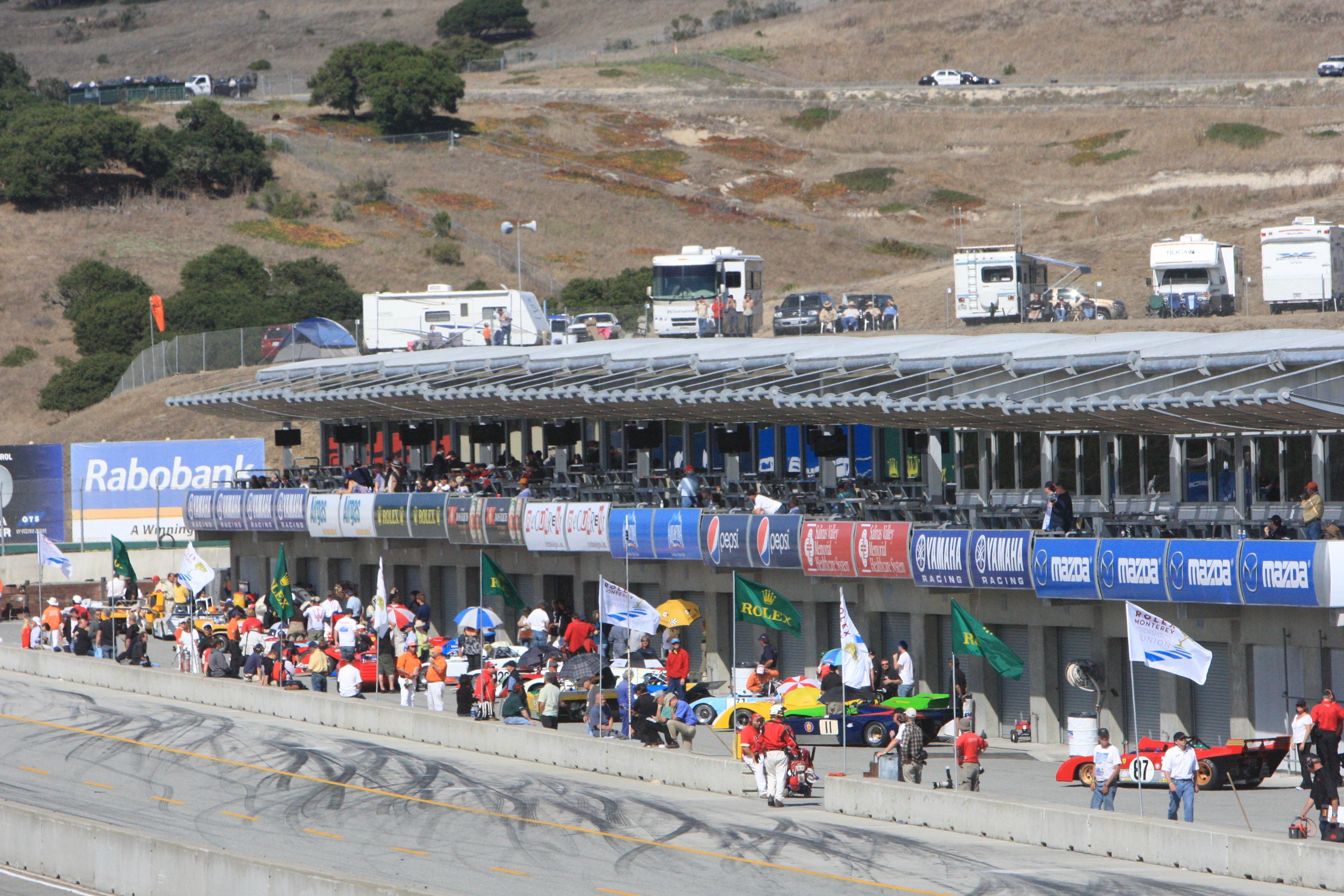 Laguna Seca Raceway >> Weathertech Raceway Laguna Seca