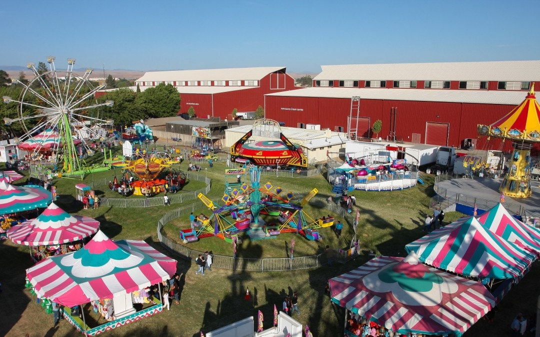 Salinas Valley Fair @ Salinas Valley Fairgrounds, King City