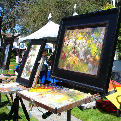 Carmel Art Festival @ City of Carmel-by-the-Sea, Devendorf Park | Carmel-by-the-Sea | California | United States