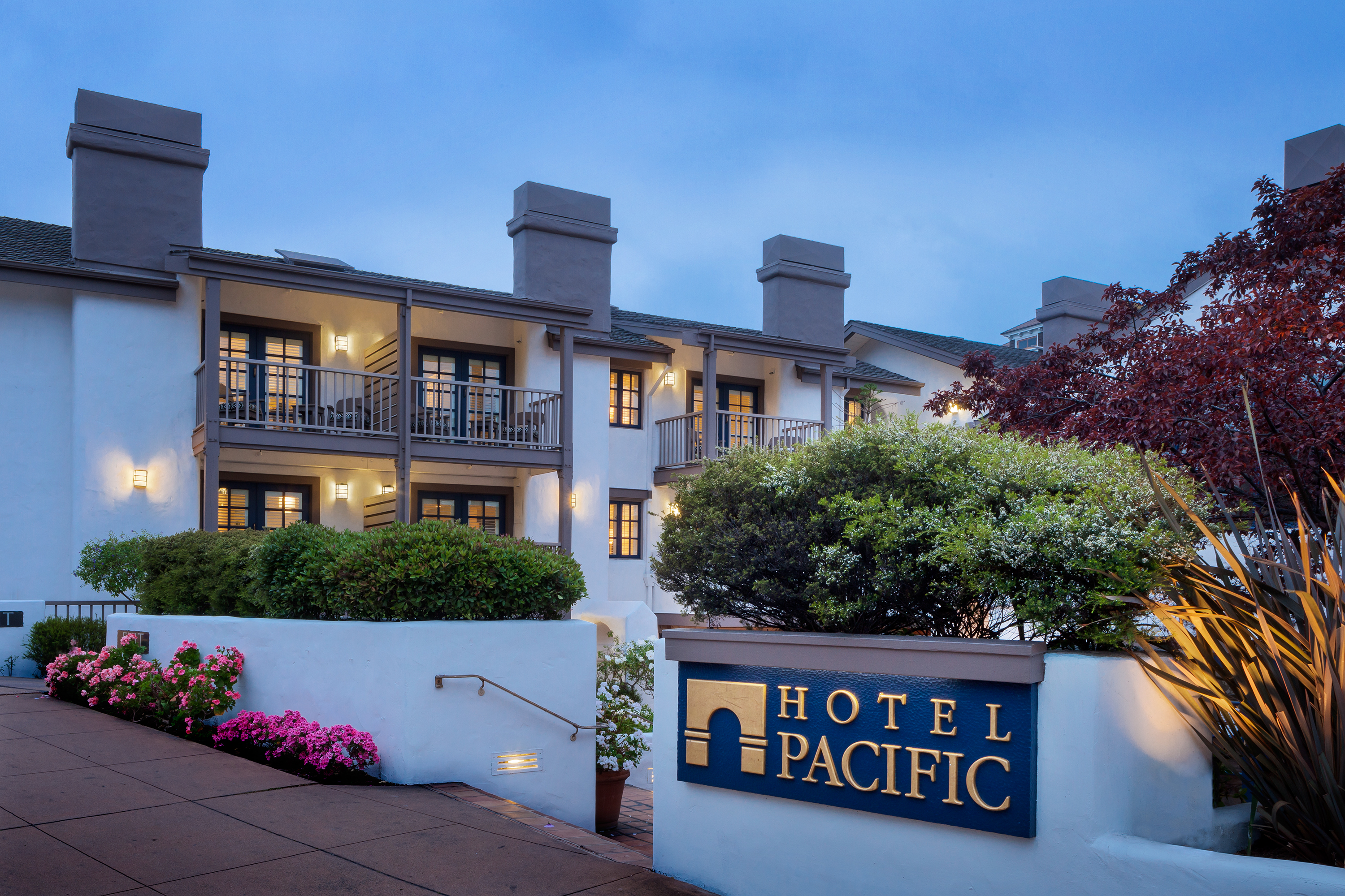 Hotels In Monterey Ca >> Hotel Pacific