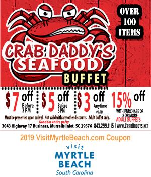 Astonishing Crab Daddys Calabash Seafood 3 5 Or 7 Off Beutiful Home Inspiration Xortanetmahrainfo
