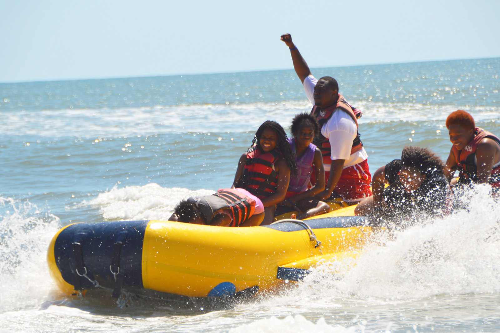 Downwind Sails Banana Boat