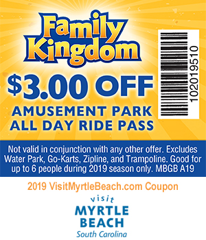 photograph about Eat N Park Printable Coupons named Spouse and children Kingdom Entertainment Park - $3 Off Leisure Park