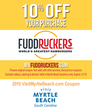 Fuddruckers - 10% Off Total Purchase